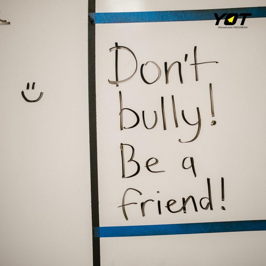 stop bullying inilah 4 jenis bullying yang harus kamu tahu