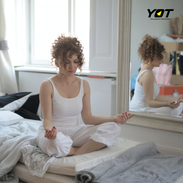 Tetap Sehat Sampai Tua dengan 4 Kebiasaan Pagi Ini