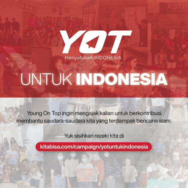 young on top untuk indonesia