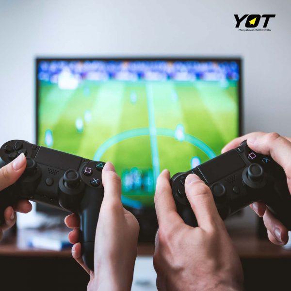 5 Manfaat Bermain Game yang Kamu Perlu Tahu