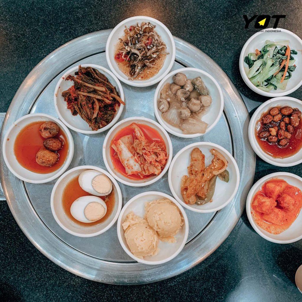 5 menu makanan korea yang cocok untuk diet
