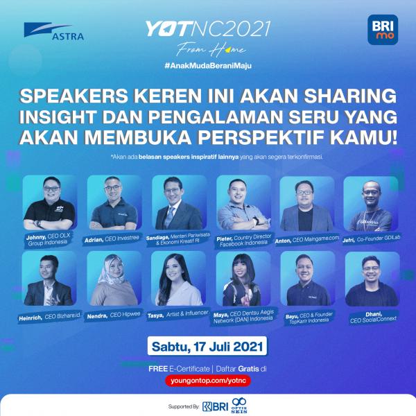 speakers yotnc