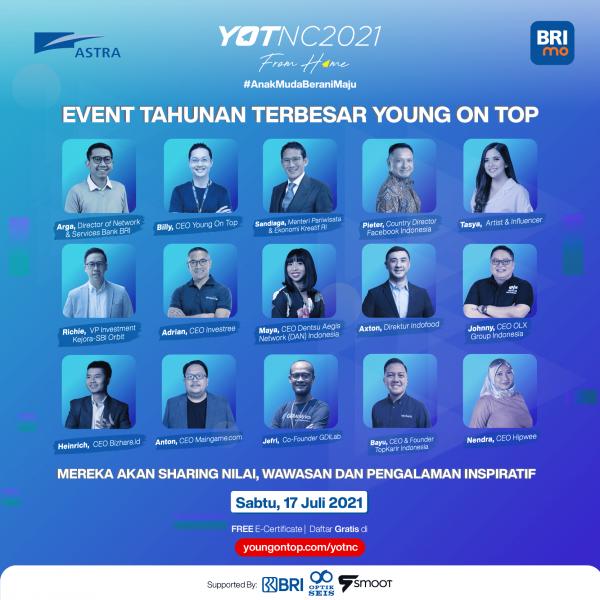 all speakers yotnc